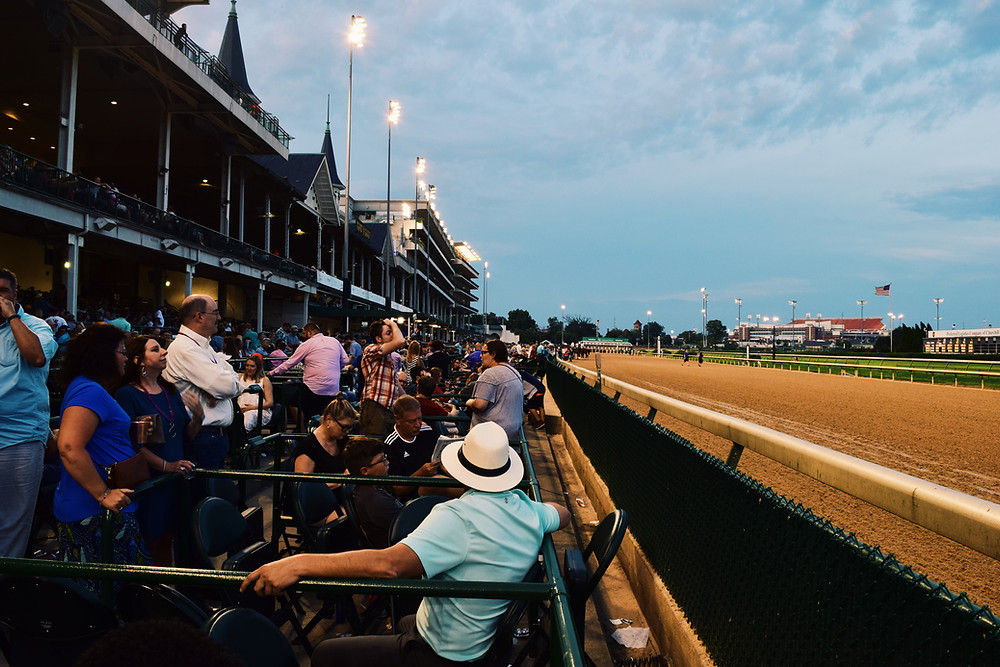 "Churchill Downs on Downs After Dark ""The Big Easy"" June 15th, 2019."