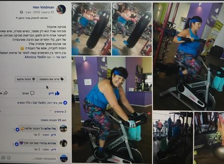 פעילות גופנית                                    במודעות קשובה לכאן ועכשיו
