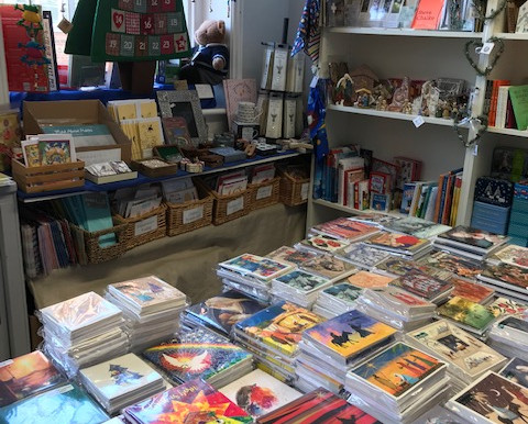 Christmas @ St Mary's Shop