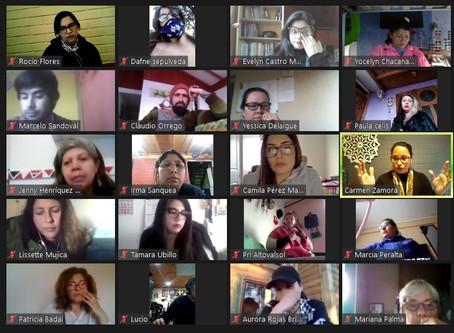 Fundación Sociedad Bach La Serena continúa capacitando a trabajadores y trabajadoras de la cultura