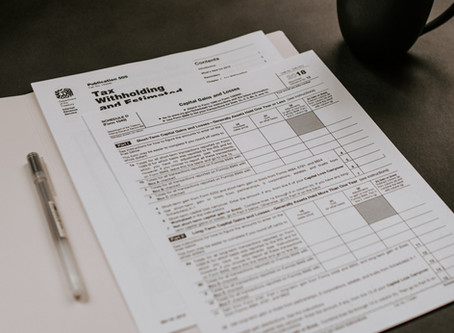 Big Changes to Form W-4