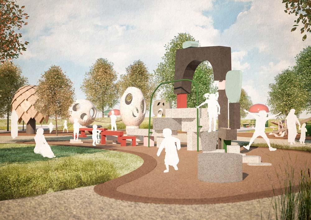 #jubileumsparken #utflyktslekplats #göteborg