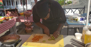 A Chef's Journey, Scene 1: