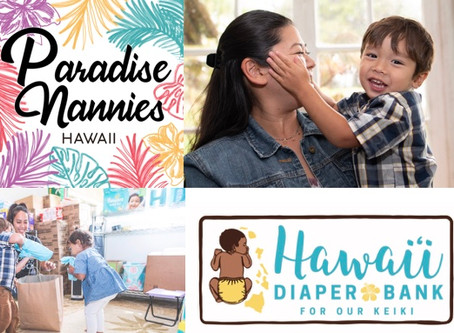 WIN A NIGHT OF BABYSITTING SERVICE AND SUPPORT LOCAL KEIKI WITH THEIR DIAPER NEED!