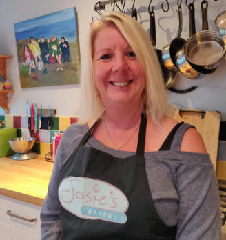 Josie Houghton of Cook with Josie based in Charlton Kings