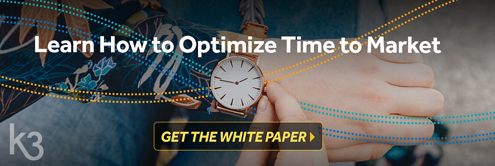optimizing time to market in fashion