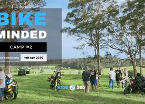 Bike Minded #2 - Camp 4th Apr 2020
