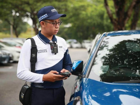 New common hotline launched for parking offences