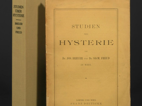 Deel 1-26 Studies over Hysterie