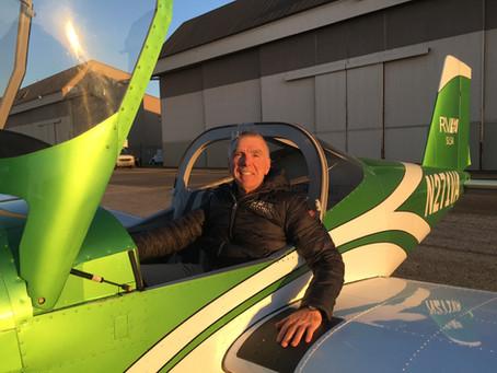 Checkride PASSED! - Private Pilot Dan S.