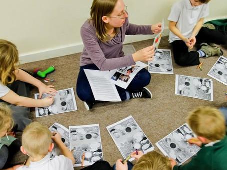 Reino Unido (UK) - Academia Kids 'n' Things
