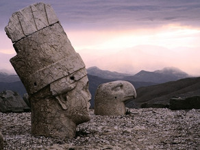 Mount Nemrud the most Mysterious Monument in Southeastern Anatolia of Turkey