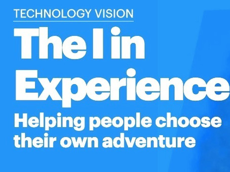 Accenture Tech Vision 2020