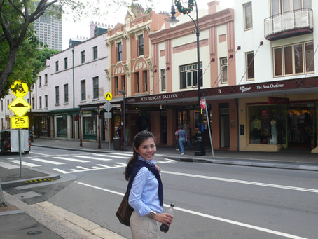 Sydney Tourist
