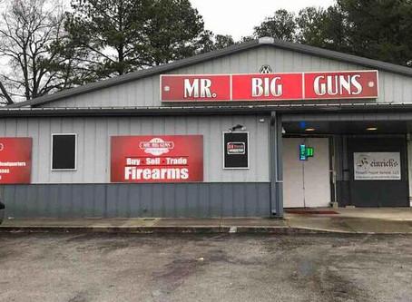 Here Comes Mr. Big Guns!