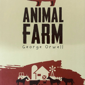 Book Review #2: Animal Farm