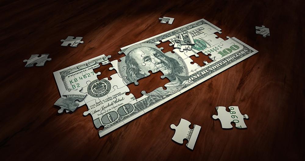 dólares, dinero, educación financiera, ahorro, sé el jefe, hectorrc.com
