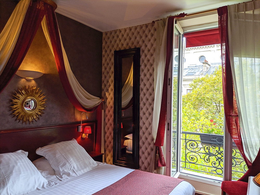 Hotel Le Britannique, Paris