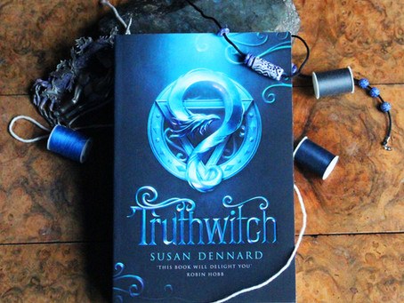 Review: Truthwitch