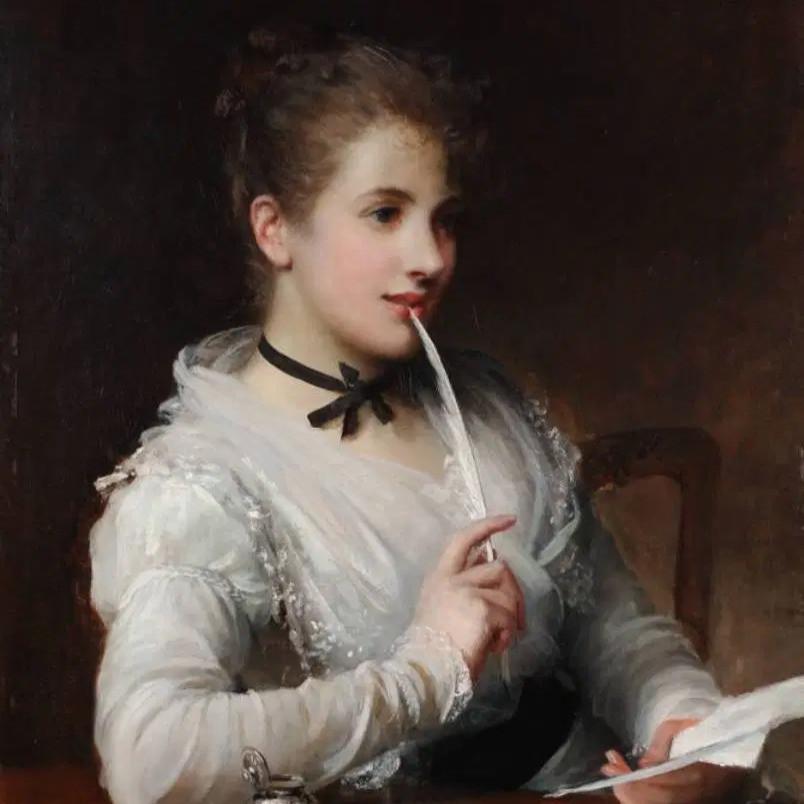 Emily Brontë foto