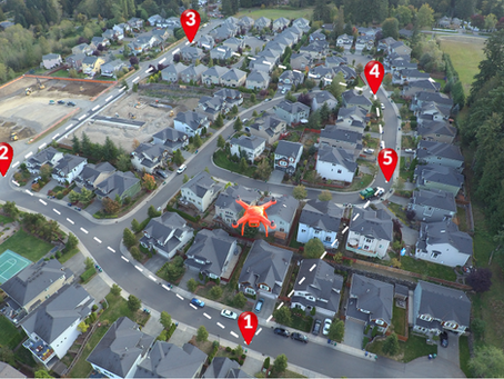 Mobile app idea #94: Automated Drone Patrol