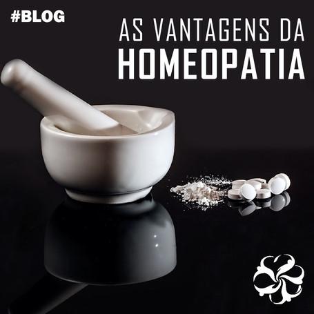 As vantagens da Homeopatia