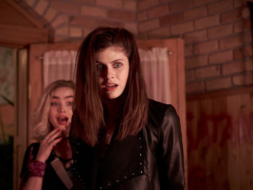 We Summon the Darkness film review
