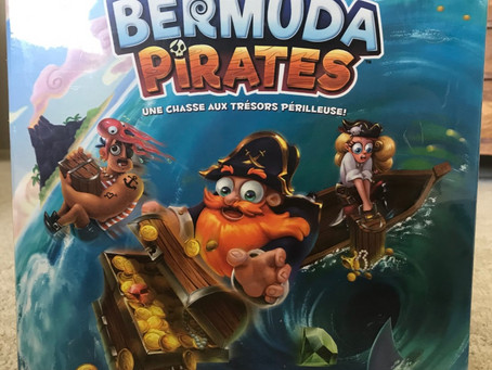 Bermuda Pirates - Dastardly Review #125