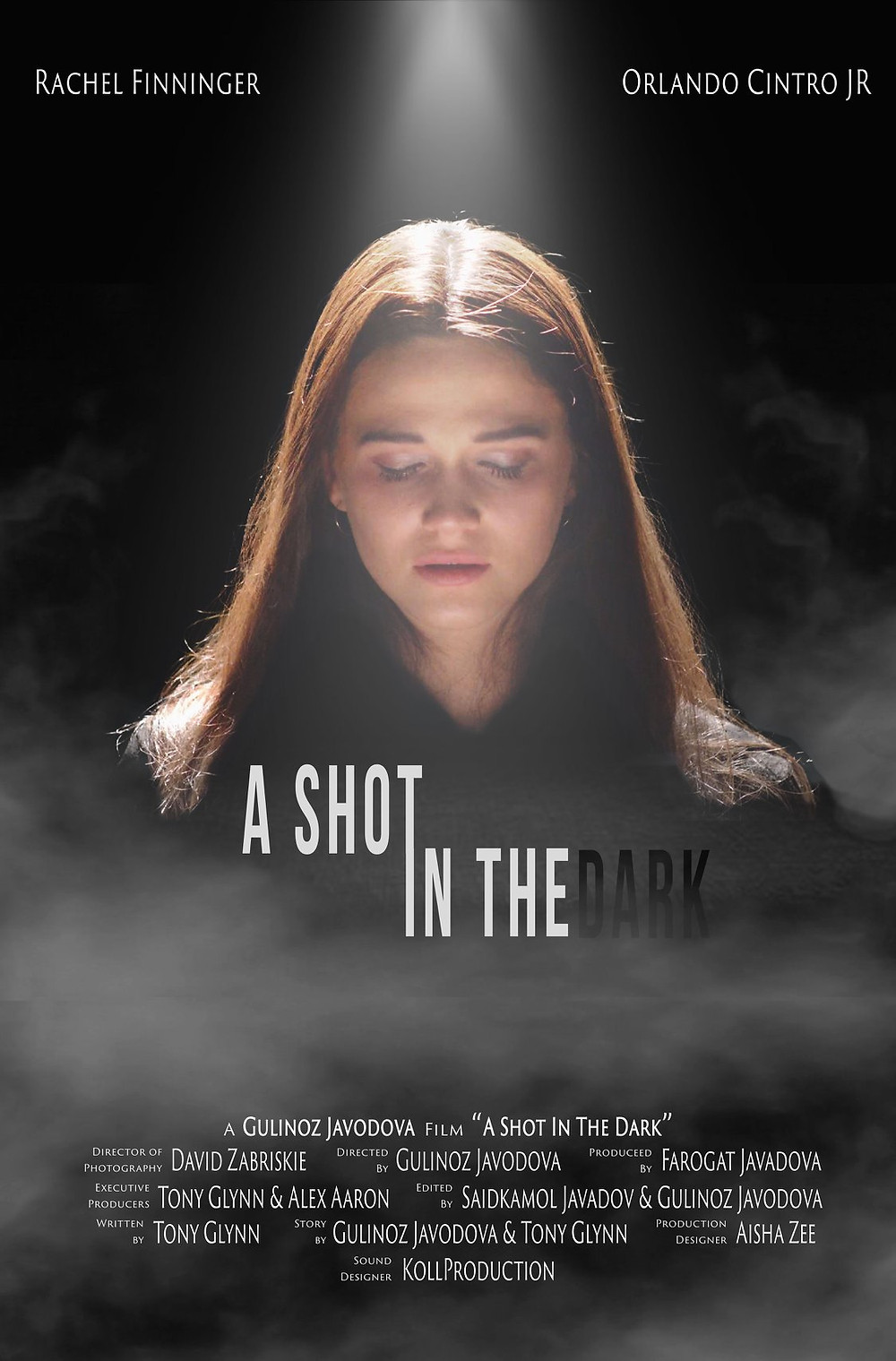 A Shot In The Dark short film poster