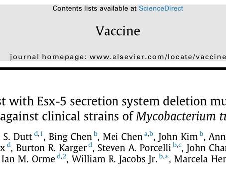 our recent publication