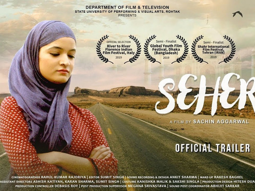 Seher - Short Film Review