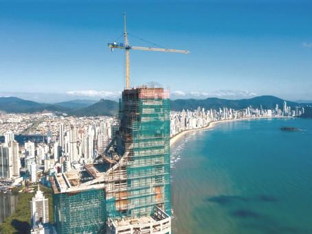 Mercado imobiliário de médio e alto padrão cresce no Brasil