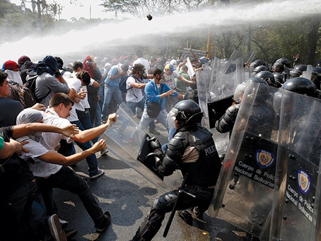 82.  Venezuelan Crisis - How it could have been Prevented