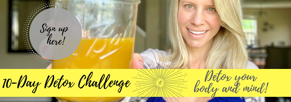 10-Day Detox Challenge by Rita Avellar