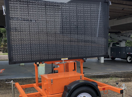Blackstar delivers on crucial Wanco Message boards for the Louisiana Dept. of Transportation.