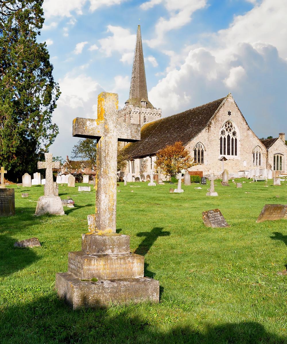 Wigram's grave