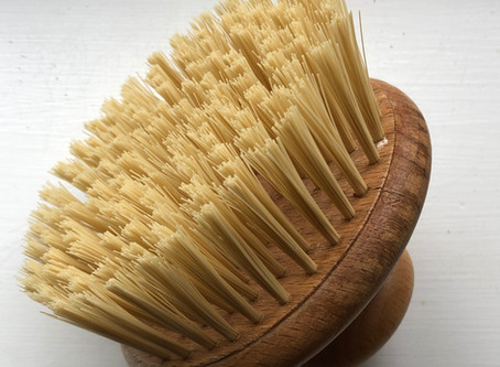 Dry Brushing for Health