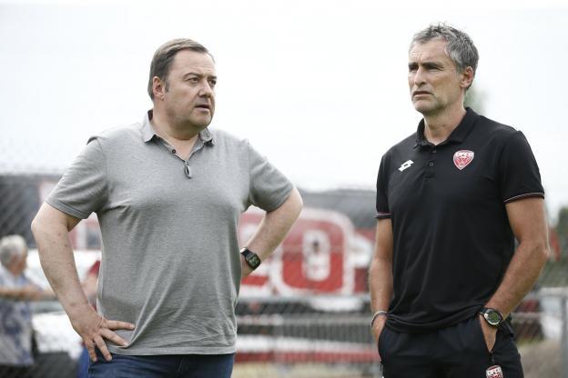 Olivier Delcourt et Olivier Dall'Oglio