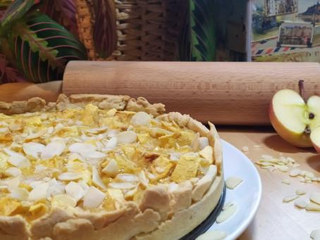 Apple Pie Gourmande aux Amandes