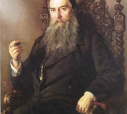 Почетный гражданин города Бронницы купец первой гильдии Иван Алексеевич Кононов