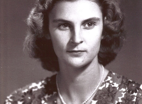 QLD's Pioneering Women in STEM: Valeria Blakey - Queensland's First Female Chemical Engineer