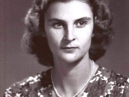 QLD's Pioneering Women in STEM: Valeria Blakey - Queensland's First Female Chemical Engineer