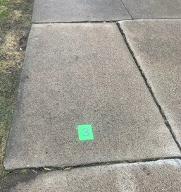 Your concrete estimate should include pictures outlining the areas of work.