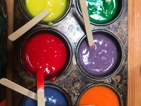 DIY Paint: Overcoming Creative Barriers