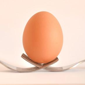 كيف تتفوّق على البيضة؟