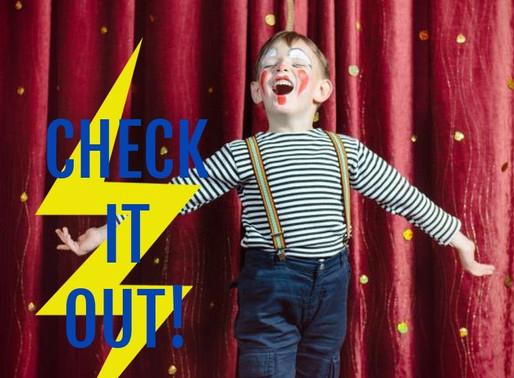 New : Atelier théâtre enfants