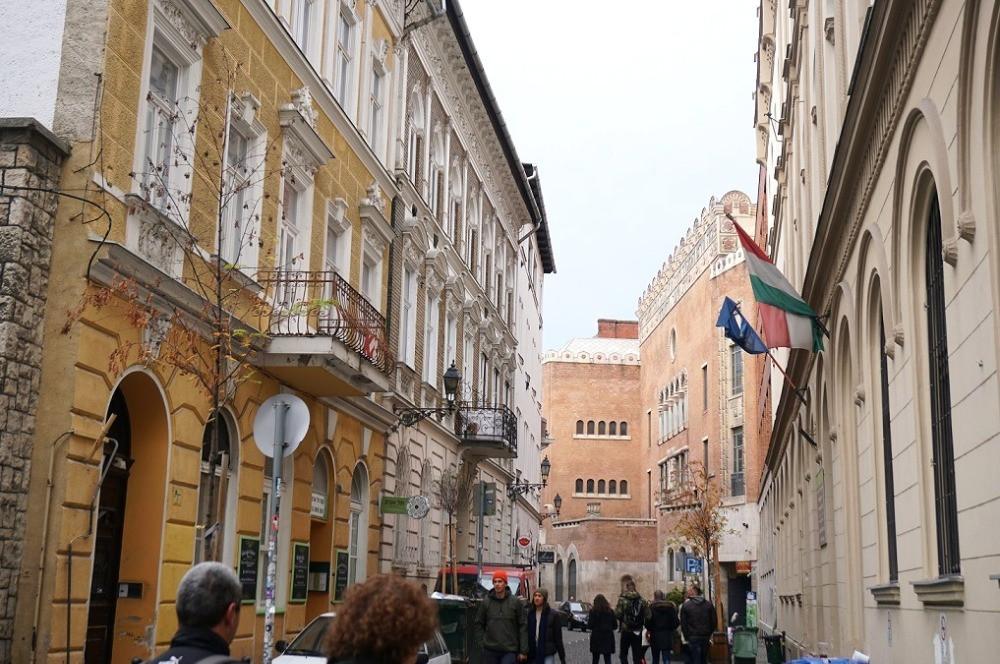 בית הכנסת האורתודוקסי בודפשט