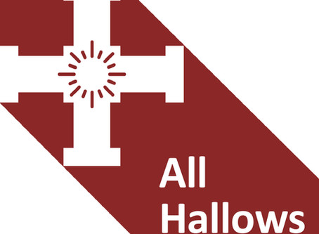 All Hallows Newsletter - 23rd October 2020