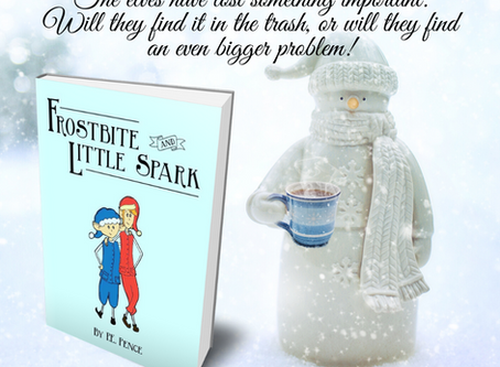 Frostbite and Little Spark