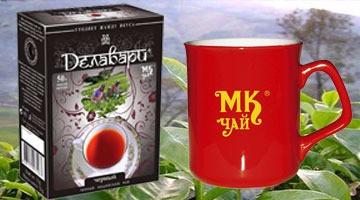 Согреваемся зимой вместе с «МК Чай».